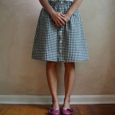 DIY Upcycled Clothing Ideas - Turn a Mans Shirt into a Cute Skirt - DIY Repurposed Clothes