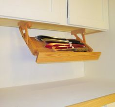 Knape and Vogt Hinges for Under Cabinet Pull Down Racks - PAIR ...