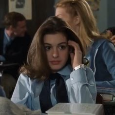 Aesthetic Movies, Bad Girl Aesthetic, Aesthetic Videos, Movies To Watch, Good Movies, Romantic Movie Quotes, Iconic Movies, Anne Hathaway, Mode Vintage