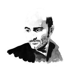 menudo. | Estudio de diseño gráfico y comunicación. Joan Miquel Oliver by www.menudostudio.com Joker, Batman, Superhero, How To Make, Fictional Characters, Art, Studio Apartment Design, Art Background, Kunst