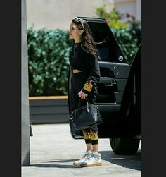 Madison Beer - Spotted out after breakfast at Urth Caffe in West Hollywood, CA today! #MadisonBeer (June 12th, 2017)