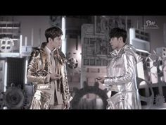 TVXQ! 동방신기_Humanoids_Music Video ........... This song is so freaking amazing, TVXQ never fails <3