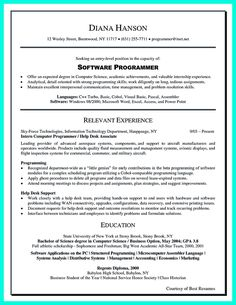 Entry Level Data Scientist Resume Best Of Best Data Scientist Resume Sample to Get A Job Resume Skills, Resume Tips, Sample Resume, Resume Summary Examples, Software Programmer, Internship Resume, Computer Science Degree, Entry Level Resume, Computer Science