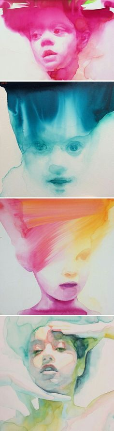 wonderful watercolours