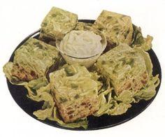 Salad Cubes & Mayo. Please.....make it stop.