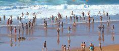 Playa de Valdearenas  SANTANDER: Se alquila casa villa chalet  para VACACIONES nuevo y equipado para 8 personas a 1 km. de playas (Parque Natural de las Dunas de Liencres) y a 8 de SANTANDER.5 hab. 3 baños, jardín privado vallado con terraza cubierta. Chalet independiente en urbanización privada cerrada con piscina comunitaria. Precio según fechas. VER:  http:// chaletsantander.galeon.com  E-mail. jmcabeza@telefonica.net  Tfnos.: 942344836  --  676750777