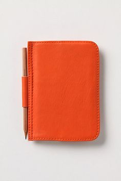 Every Thought Leather Journal.