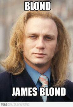 Blond, James Blond.