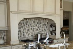 #Kitchen Idea of the Day: A resource of kitchen backsplash ideas.