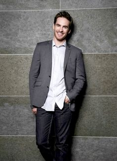 Colin O'Donoghue with an amazing smile