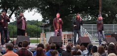Home Free Concert  Morrison, IL 8/19/15 One of funniest concerts. Tim bl...