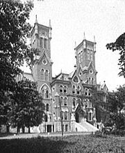 Vanderbilt University - Old Main 1905