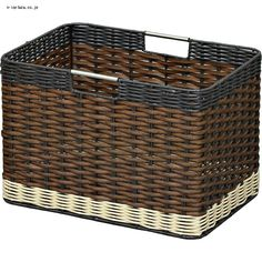 ウッディバスケット 深型 Wicker Baskets, Baby, Home Decor, Decoration Home, Room Decor, Baby Humor, Home Interior Design, Infant, Babies