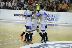 C5 playoff: nella semifinale di andata vincono Luparense e Pescara