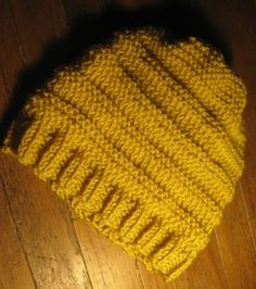My newest hat creation to go with my favorite winter coat.