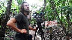 Jungle Animal Hospital - MichaelSanderson - Making Of BBC