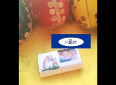 50 Schokolade Naps mit eigenem Foto OSTERN made by Horn - Hochzeit,  Taufe,  Kommunion via DaWanda.com