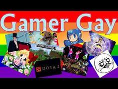 GAMER GAY! Inscreva-se no Canal TheRoxtarGamer