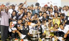 Mohammedan Sporting wins the Durand Cup 2013
