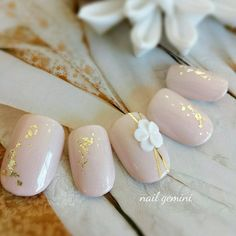 New Year's Nails, Love Nails, Gel Nails, Nail Polish, Gel Nail Designs, Simple Nail Designs, Bridal Nails, Wedding Nails, Mani Pedi
