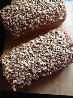 100%Whole wheat sandwich bread