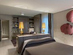 Conjunto dormitorio by PRESCOPOOL Oversized Mirror, Furniture, Ideas, Home Decor, Dorm Rooms, Home Decoration, Home Furnishings, Interior Design, Home Interiors