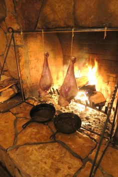 The coolest restaurants at Deer Valley in Park City, Utah Bbq Grill, Barbecue, Open Fire Cooking, Wild Game Recipes, Backyard Kitchen, Outdoor Cooking, Hearth, Food Inspiration, Carne