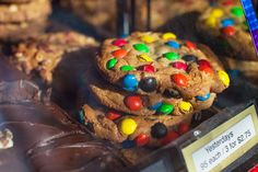 Where To Stuff Yourself Silly in S.F. — Under $10    Get there right when the shop opens (11 a.m.), and you can scoop up  cookie for 0.95 cents from the day before (Exploring SF)