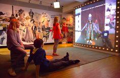 Dress up! Wonderkamers  http://www.wonderkamers.nl/