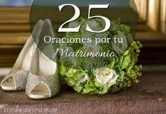 El viaje de una mujer: 25 Oraciones por tu Matrimonio