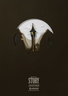 Beautiful art combining stories in scenes Come with a story and leave with another. Advertising Agency: Lowe/SSP3, Bogota, Colombia Chief Creative Officer: Jose Miguel Sokoloff Creative Dir