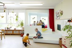 Kita Nido Piccolo | Susanne Hofmann Architekten, die Baupiloten