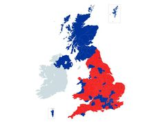 - Brexit: Just a simple Leave (red) or Not leave (blue) map by. Truth To Power, Blackpool, Regrets, North West, United Kingdom, Public, England, Europe, Fine Art