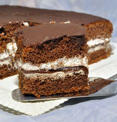 Torta kinder pingui, dolce per feste, buffet, torta al cacao, panna, nutella, facile da preparare, torta farcita, soffice, veloce, feste di compleanno, dolce