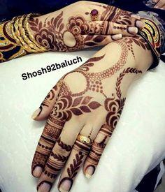 New Henna Designs, Rose Mehndi Designs, Arabic Henna Designs, Modern Mehndi Designs, Bridal Henna Designs, Mehndi Designs For Fingers, Dulhan Mehndi Designs, Henna Tattoo Designs, Henna Mehndi