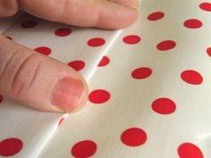 Oilcloth Addict Tip! Non-Traditional Ways to Iron Oilcloth