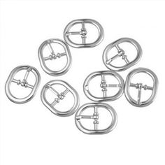 12.59$  Watch here - http://viyam.justgood.pw/vig/item.php?t=61exsr58657 - Hoomall 30PCs Metal Shoes Buckles Clips DIY Shoes Bags Belt Buckles Sewing Acces