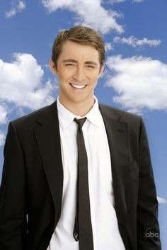 Still of Lee Pace in Pushing Daisies
