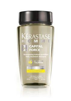 Kerastase Line Exclusive for Mens Hair