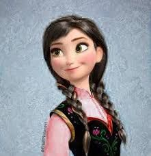 (sorry I know you're the main one using Anna edits) Me with two braids. I feel kinda overdressed, though. And why does my hair look short in this pic? Disney Family, Disney Girls, Princess Anna, Disney Princess, Disney Adoption, Twilight Equestria Girl, Anna Edit, Look Short, Alternative Disney