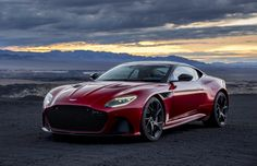 Aston Martin Reveals Stunning New Flagship, the 211-MPH V12 DBS Superleggera - Maxim