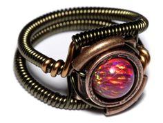 Opal Rings - wholesale fashion jewelry China Factory