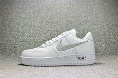 a901166378ca Off White x Supreme x CDG Nike Air Force 1  07 AA3825-100