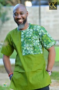Shirt exlusive design by Qkweli from Batik made in Tanzania African Wear Styles For Men, African Shirts For Men, African Attire For Men, African Maxi Dresses, African Clothing For Men, Latest African Fashion Dresses, African Print Fashion, Africa Fashion, African Print Shirt