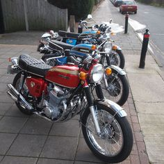 Honda CB750 K6 SOHC Classic Vintage Rare Collectors Reserved But We Have Others.