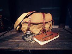 leatherwork, photography