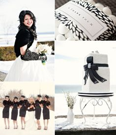 Top 6 Classic Winter Wedding Color Combo Ideas #winterweddingideas #weddingcolors #tulleandchantilly