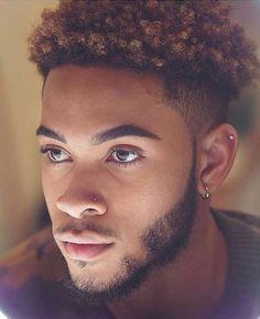 nebula of sophisticated locs Gorgeous Black Men, Handsome Black Men, Beautiful Men, Handsome Man, Beautiful Pictures, Black Men Haircuts, Black Men Hairstyles, Weave Hairstyles, Curly Hair Men