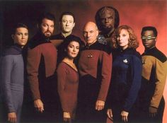 Which Star Trek: The Next Generation Character are You?