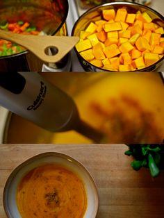 Butternut Squash Soup! {vegan & gluten-free}